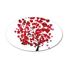 Love tree Wall Sticker