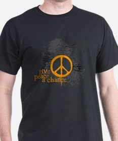 Cool Music for world peace T-Shirt