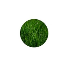 GREEN GRASS Mini Button