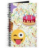 Emoji Journals & Spiral Notebooks
