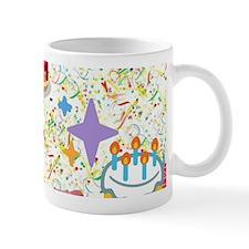 happy birthday emoji Mugs