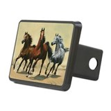 Arabian horse Rectangle