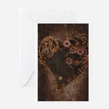 Funny Steampunk Greeting Cards (Pk of 20)