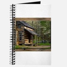 Cabin on Wood Journal