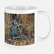 Birdhouse Ladder Mugs