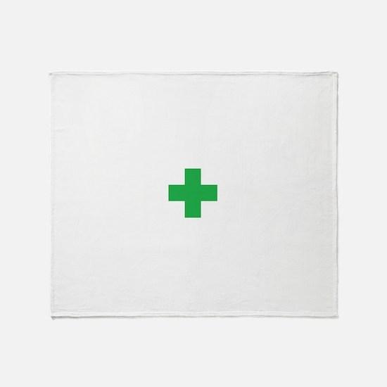 Medical Movement Throw Blanket