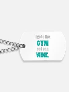 Cute Gym Dog Tags