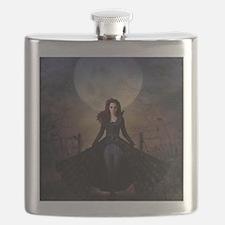 Cute Fantasy Flask
