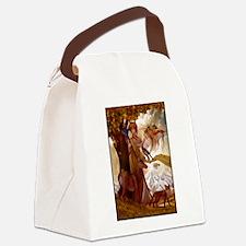 Muse Wildlife Fantasy Canvas Lunch Bag