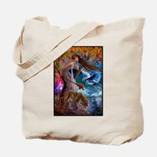 Muse Animal Fantasy Tote Bag