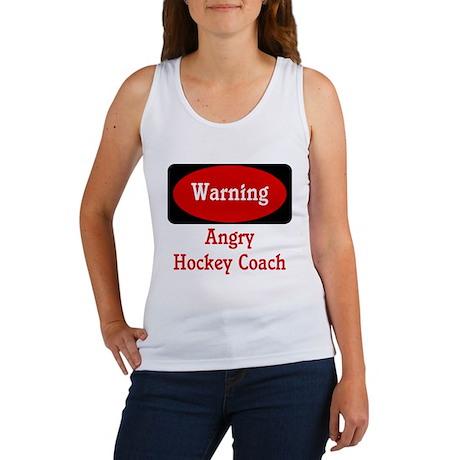 Hockey Player Women's Tank Top