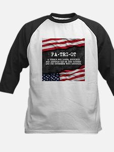 Patriot definition. Baseball Jersey