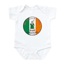 O'Hennessy, St. Patrick's Day Infant Bodysuit
