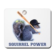 Squirrel Power Mousepad