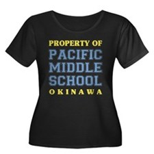 Pacific Middle School T