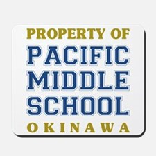 Pacific Middle School Mousepad