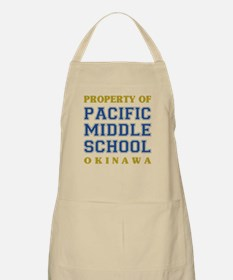 Pacific Middle School BBQ Apron