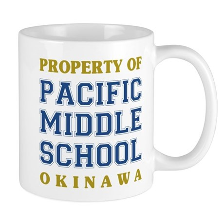 Pacific Middle School Mug