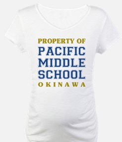 Pacific Middle School Shirt