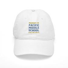 Pacific Middle School Baseball Cap