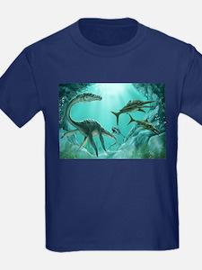 Underwater Dinosaur T