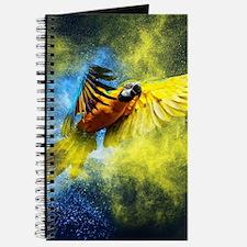Beautiful Parrot Journal
