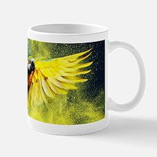 Beautiful Parrot Mugs