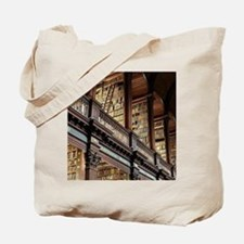 Cute Vintage reading Tote Bag