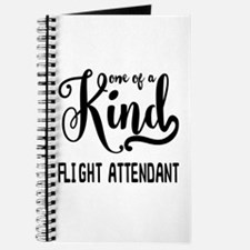 One of a Kind Flight Attendant Journal