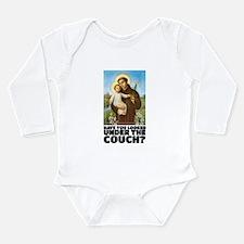 St. Anthony Religious Humor Body Suit
