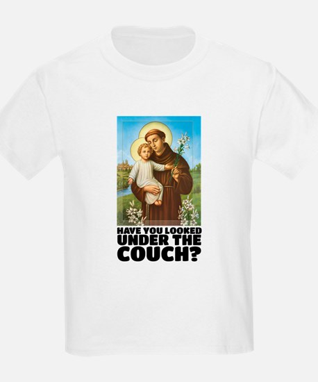 St. Anthony Religious Humor T-Shirt