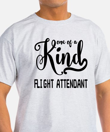 One of a Kind Flight Attendant T-Shirt