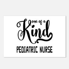 One of a Kind Pediatric N Postcards (Package of 8)