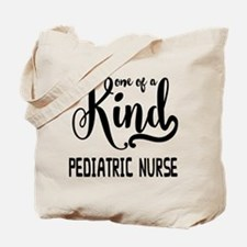 One of a Kind Pediatric Nurse Tote Bag