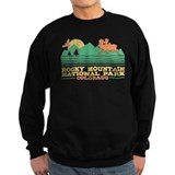 Rocky mountain national park Sweatshirt (dark)