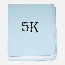 5K baby blanket