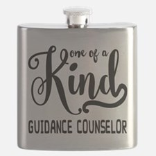One of a Kind Guidance Counselor Flask