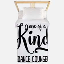 One of a Kind Guidance Counselor Twin Duvet