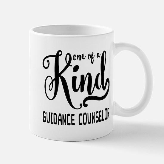 One of a Kind Guidance Counselor Mug