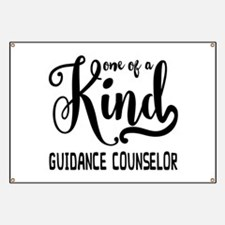 One of a Kind Guidance Counselor Banner