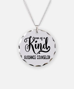 One of a Kind Guidance Couns Necklace