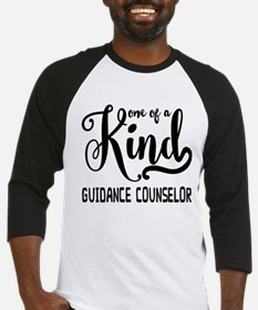 One of a Kind Guidance Counselor Baseball Jersey