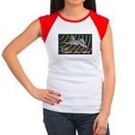 F-117 Stealth Tonopah Women's Cap Sleeve T-Shirt