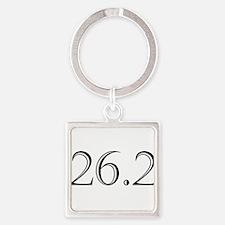 26.2 Marathon Keychains