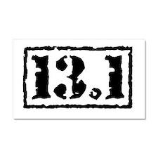 131black.psd Car Magnet 20 x 12