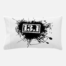 transparentlogoinvert.psd Pillow Case