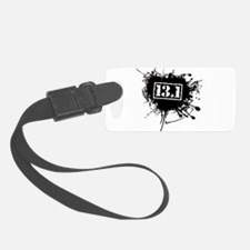transparentlogoinvert.psd Luggage Tag