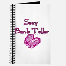 Sexy Bank Teller Journal