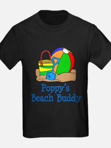 Poppy's Beach Buddy T-Shirt