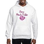 Sexy Bank Teller Hooded Sweatshirt